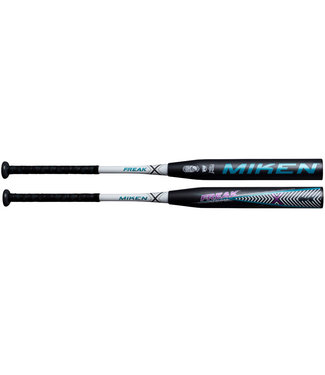 "MIKEN 2020 Miken Freak X Maxload 14"" Barrel USSSA Softball Bat"
