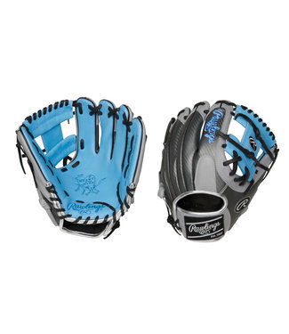 """RAWLINGS PRO204-2CBH Color Sync 4.0 Heart of the Hide 11.5"""" Baseball Glove"""