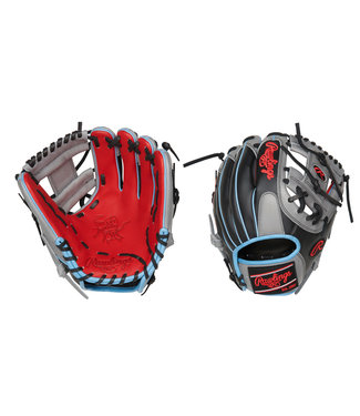"RAWLINGS PRO204-2SGSS Color Sync 4.0 Heart of the Hide 11.5"" Baseball Glove"