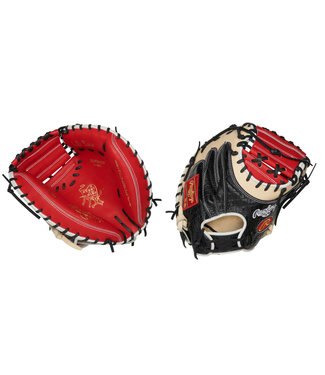 "RAWLINGS PROYM4SCC Color Sync 4.0 Heart of the Hide 34"" Baseball Catcher's Glove"