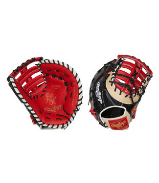 "RAWLINGS PRODCTSCC Color Sync 4.0 Heart of the Hide 13"" Baseball Firstbase Glove"