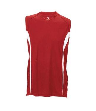 EASTON WOMEN'S CHALLENGE SHIRT RED SMALL