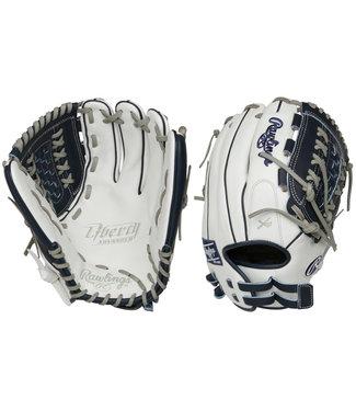 "RAWLINGS RLA125-18N Color Sync 2.0 Liberty Advanced 12.5"" Fastpitch Glove"