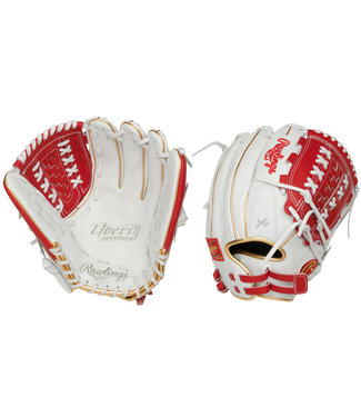 "RAWLINGS RLA125-18S Color Sync 2.0 Liberty Advanced 12.5"" Fastpitch Glove"
