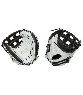 "RAWLINGS RLACM33FPBP Color Sync 2.0 Liberty Advanced 33"" Fastpitch Catcher's Glove"