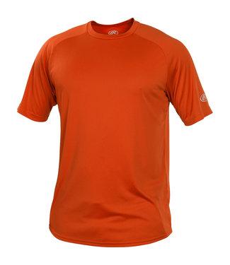 RAWLINGS RTT Men's Crew Tech Short Sleeve Jersey