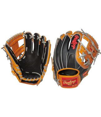 "RAWLINGS December 2019 PRO204-2TSS HOH Gold Glove Club 11.5"" Baseball Glove"