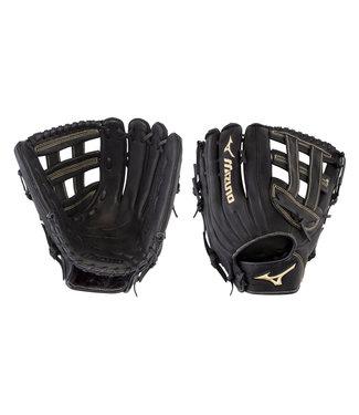 """MIZUNO GMVP1300P3S MVP 13"""" Black Softball Glove"""