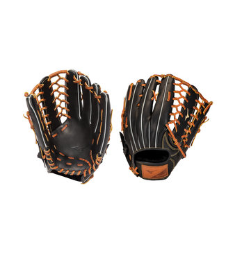 "MIZUNO GSN1250 Select 9 12.5"" Black-Brown Baseball Glove"