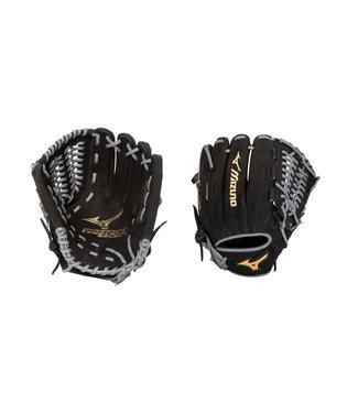 "MIZUNO GPSL1075BG Prospect Select 10.75"" Black Youth Baseball Glove"