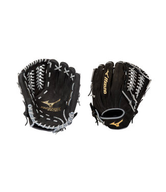 "MIZUNO GPSL1100BG Prospect Select 11"" Black Youth Baseball Glove"