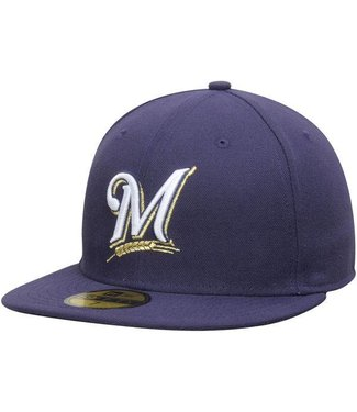 NEW ERA Authentic Milwaukee Brewers Game Cap