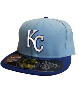 NEW ERA Authentic Kansas City Royals Alternate Cap