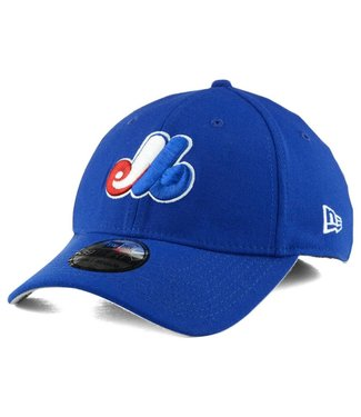 NEW ERA CLASSIC 3930 MONTREAL EXPOS DARK ROYAL