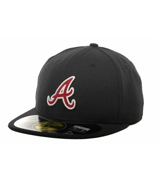NEW ERA ATLANTA BRAVES DIAMOND ERA NAVY