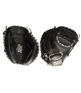 "RAWLINGS Gant de Receveur Heart of the Hide Blackout 33"" PROCM33BSS"