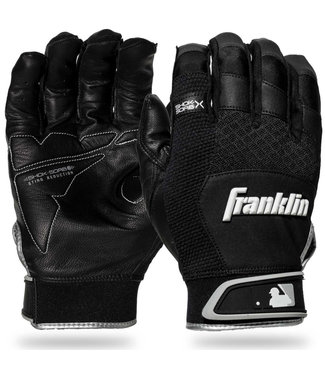 FRANKLIN Shok Sorb X Youth Batting Gloves
