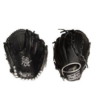 "RAWLINGS Gant de Baseball Heart of the Hide Blackout 12"" PRO206-12BSS"