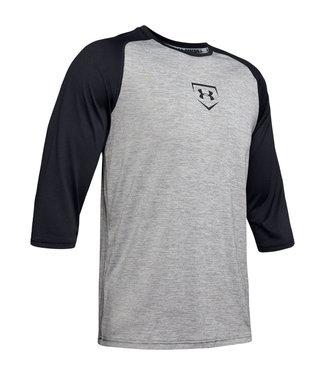 UNDER ARMOUR Men's Utility 3/4 Shirt