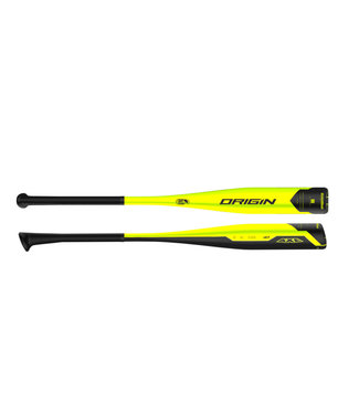 Axe Bats Bâton de Baseball 1-Piece Origin LP1 Alloy USSSA 2 3/4 (-10)