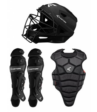 EASTON M5 Qwik Fit Catcher's Jr Youth Box Set Black/Black