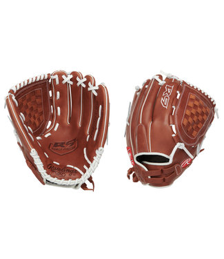 "RAWLINGS R9SB125FS-3DB R9 Series 12.5"" Softball Glove"