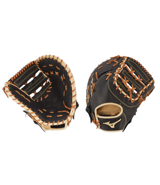 "MIZUNO GPS1-300FBM Pro Select 12.5"" Brown Firstbase Baseball Glove"