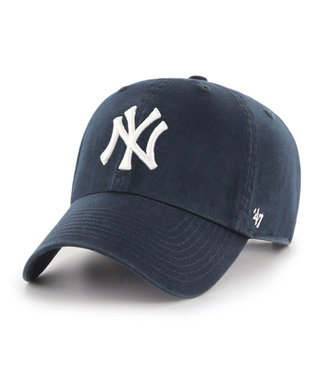47BRAND Casquette MLB Clean-Up Yankees de New York