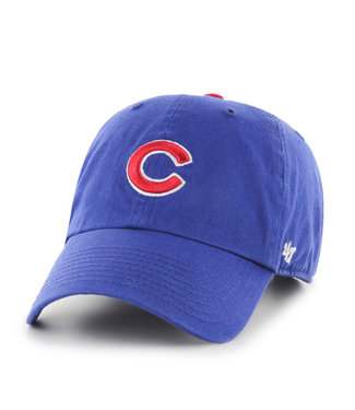 47BRAND MLB Clean-Up Chicago Cubs Cap