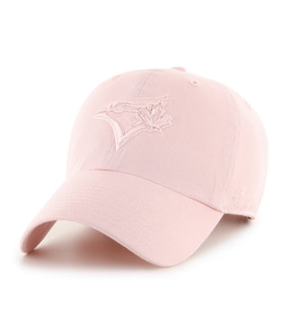 47BRAND MLB Pink 47 Clean Up Toronto Blue Jays Women's Cap