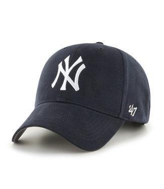 47BRAND Casquette Junior MLB Basic 47 MVP New York Yankees