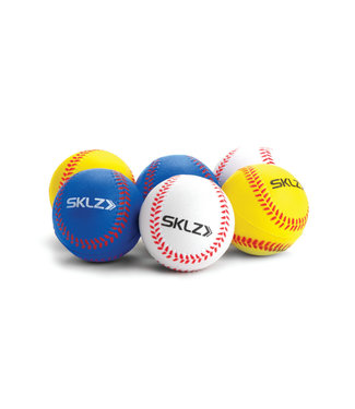 SKLZ Balles de Pratique en Foam (6pk)