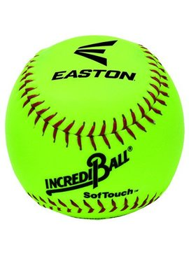 """EASTON 12"""" Softtouch Neon Training Ball"""