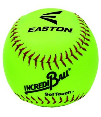 "EASTON 11"" Softtouch Neon Training Ball"