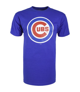 47BRAND MLB Big Tee Chicago Cubs