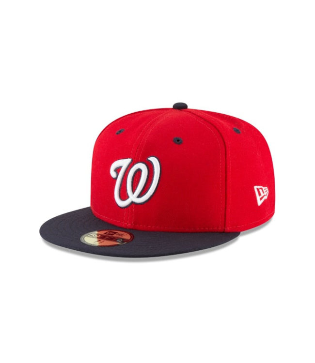 NEW ERA Authentic Washington Nationals ALT. 2 Cap