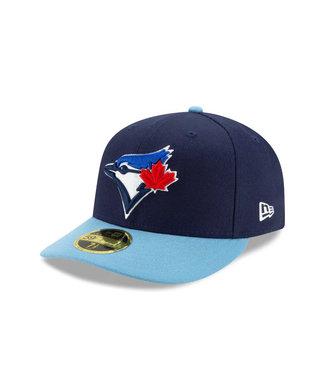 NEW ERA Casquette Authentique Alt. 4 à Profil Bas des Blue Jays de Toronto