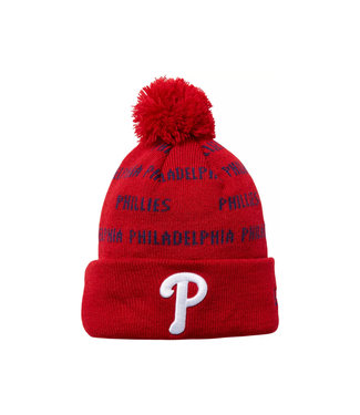 NEW ERA Jr Knit Repeat A3 Philadelphia Phillies