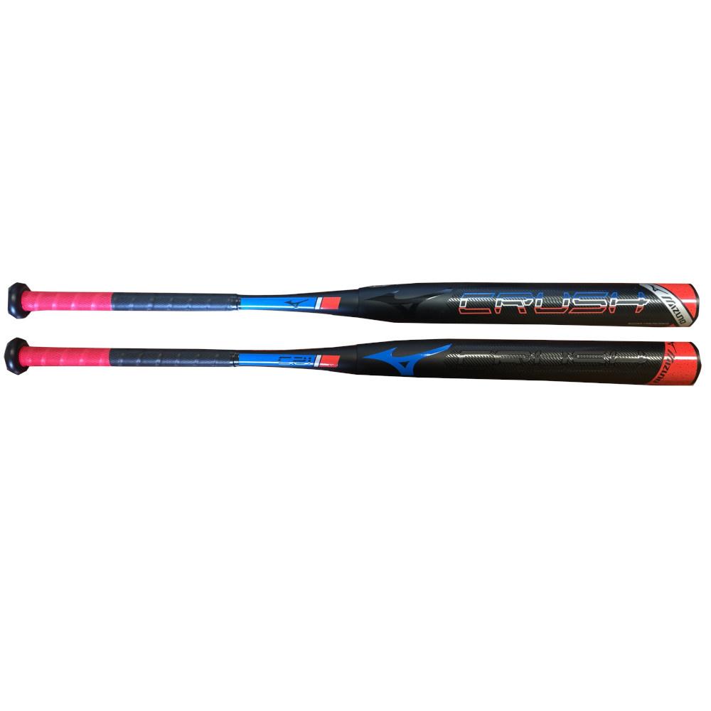 Mizuno 2021 CRUSH-END LOAD Slow Pitch Softball Bat ASA 34 in// 26 oz.