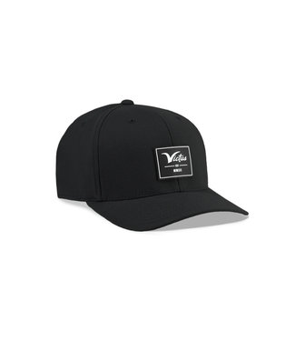 Victus Established Fitted Hat Black