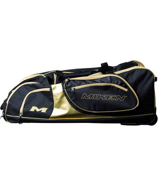 MIKEN Championship Gold Edition Wheeled Bag