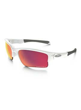 OAKLEY Quarter Jacket Blanc Poli Avec Prizm Baseball Outfield  (Junior)