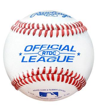 RAWLINGS Balles de Baseball RTDC (UN)