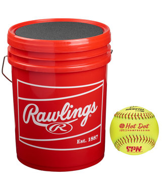RAWLINGS Hot Dot SPN Bucket (2 DZ)