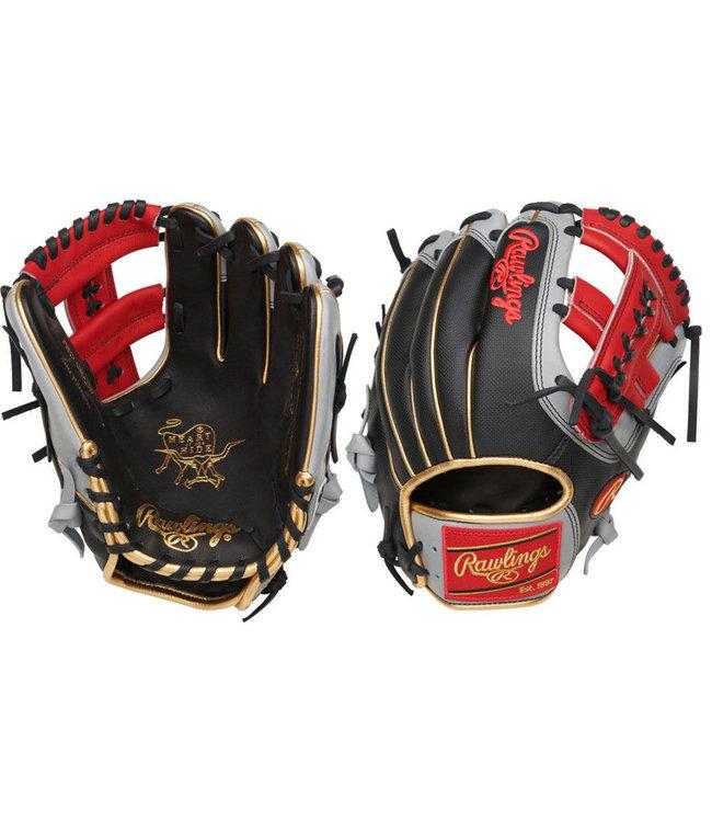 "RAWLINGS April 2020 PRO204-19BGS HOH Gold Glove Club 11.5"" Baseball Glove"