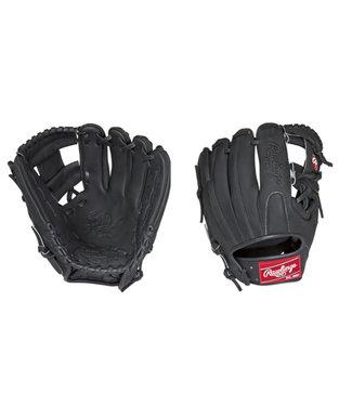 "RAWLINGS PRO217DC-2B Heart Of The Hide 11.25"" Baseball Glove"