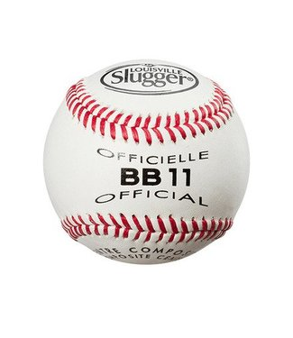 LOUISVILLE SLUGGER BB11 Baseball Ball (UN)