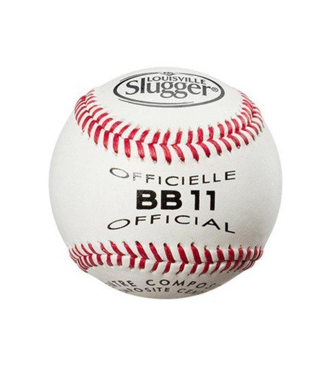LOUISVILLE SLUGGER Balle de Baseball BB11 (UN)