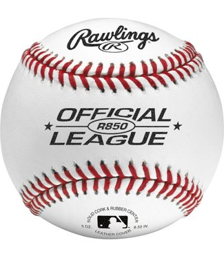 RAWLINGS Balle de Baseball R850 (UN)