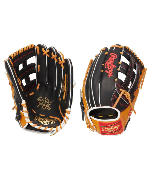 "RAWLINGS Gant du Mois de Septembre 2020 HOH Gold Glove Club 12.75"" PRO3039-6BT"